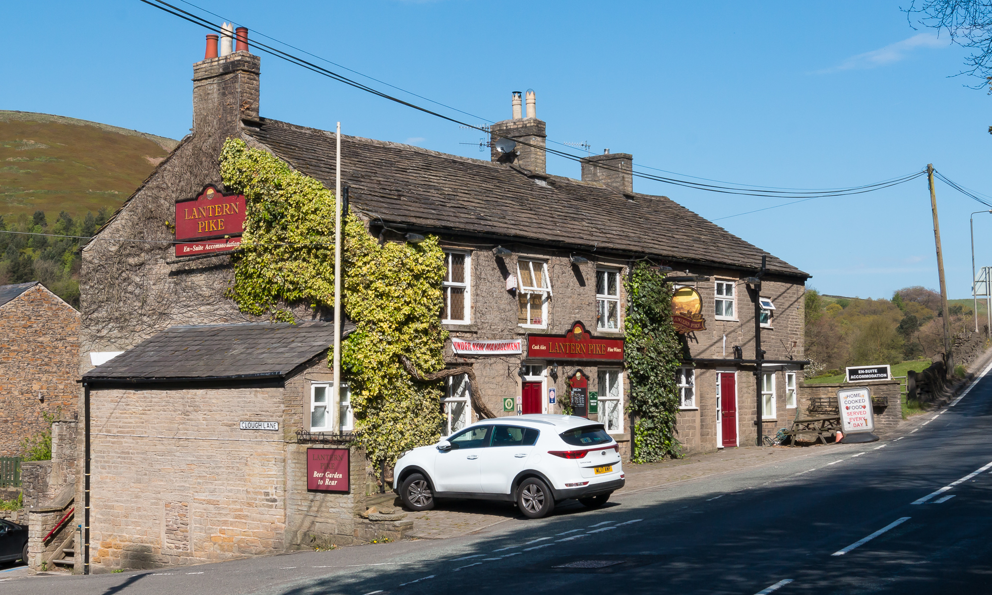 The Lantern Pike Inn